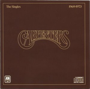 The Carpenters - The Singles 1969-1973