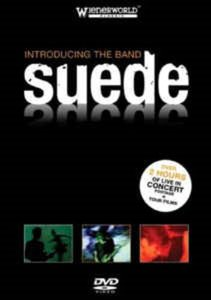 (DVD)Suede - Introducing The Band (미)
