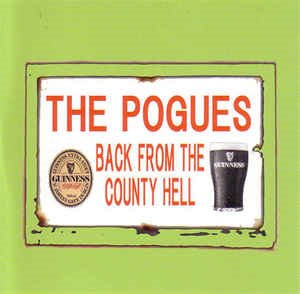 The Pogues - Back From The County Hell (2cd - bootleg)
