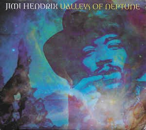 Jimi Hendrix - Valleys Of Neptune (digi)