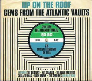 V.A. - Up On The Roof: Gems From The Atlantic Vaults (3cd - digi)