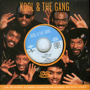 (DVD)Kool & The Gang - Get Down On It (미)
