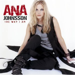 Ana Johnsson - The Way I Am (CD+DVD)