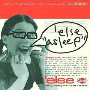 (J-Pop)'Else - Asleep