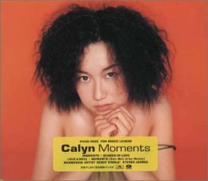 (J-Pop)Calyn - Moments (digi)