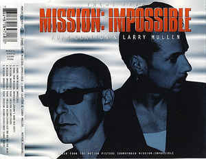 Adam Clayton & Larry Mullen - Theme From Mission : Impossible