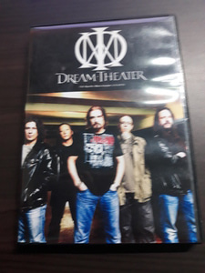 (DVD)Dream Theater - O2 Apollo, Manchester 2.9.2012 (bootleg)