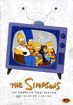 (DVD)The Simpsons : The Complete First Season (3cd - digi)