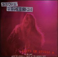 Bruce Dickinson - Alive In Studio A (2cd)