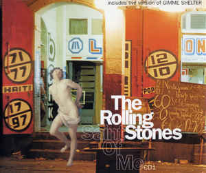 The Rolling Stones - Saint Of Me (CD 1)