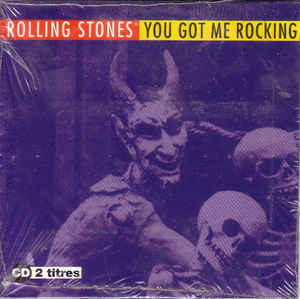 The Rolling Stones - You Got Me Rocking (digi)
