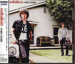 (J-Pop)Redballoon - First Story